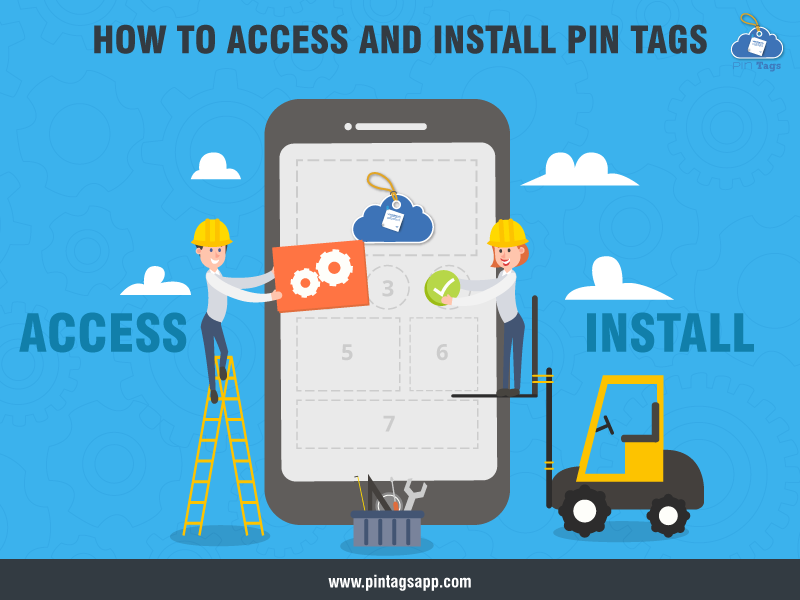 How To Access And Install Pin Tags?