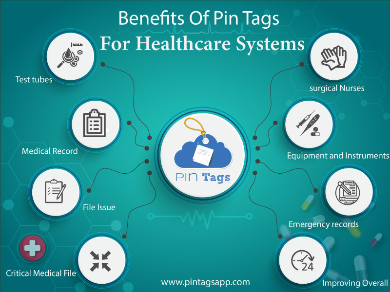 Benefits Of Pin Tags For Healthcare Systems